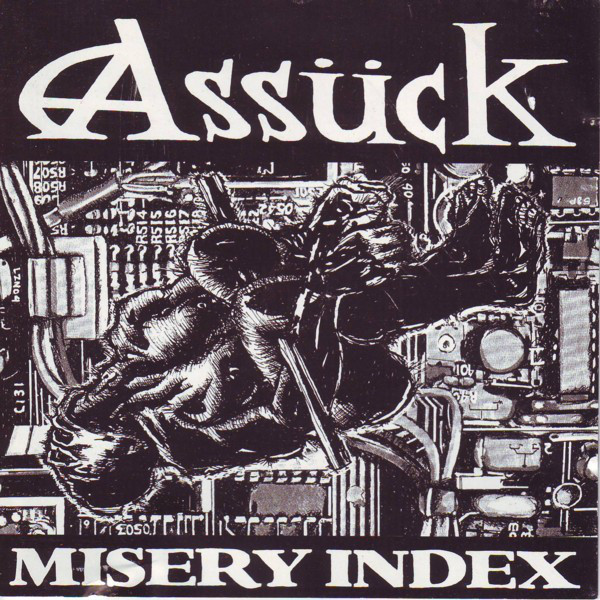 Assück - Misery Index - 1997