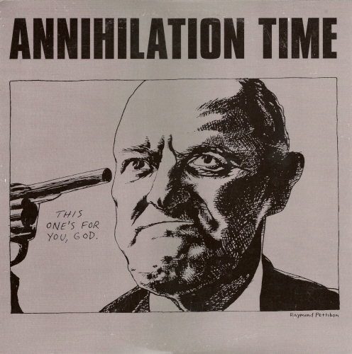 Annihilation Time - Annihilation Time 2002