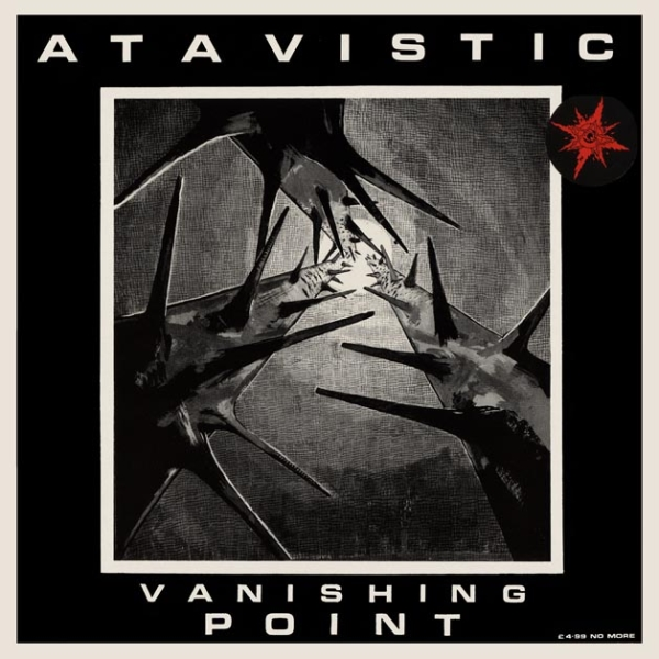 Atavistic - Vanishing Point 1990