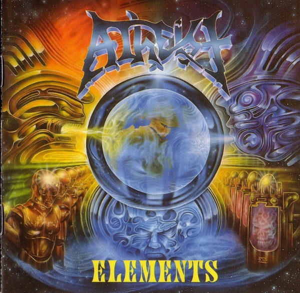 Atheist - Elements - 1993
