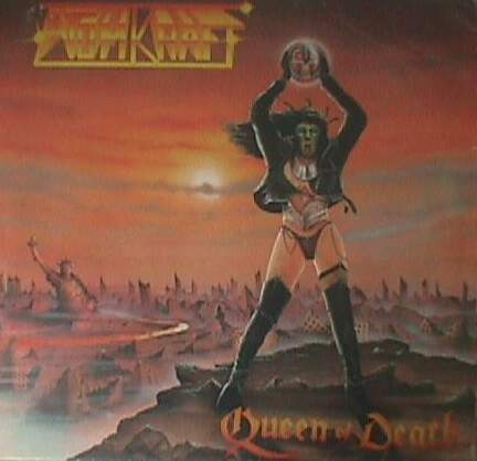 Atomkraft - Queen Of Death - 1986