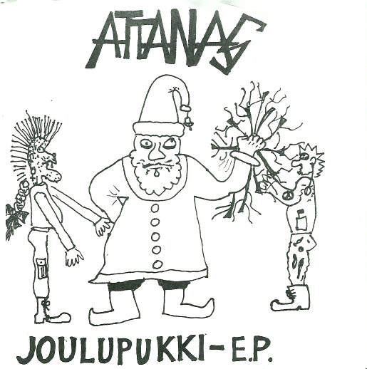 Attanas - Joulupukki-E.P. 1987
