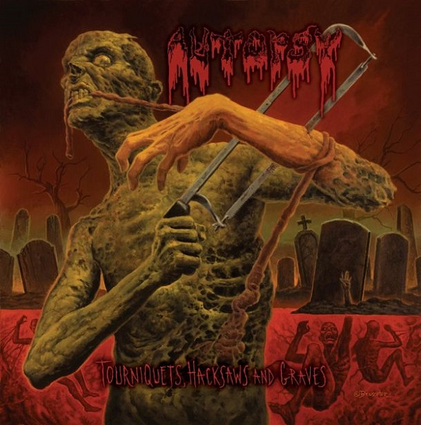 Autopsy - Tourniquets, Hacksaws And Graves 2014
