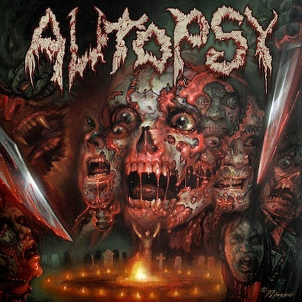 Autopsy - The Headless Ritual 2013