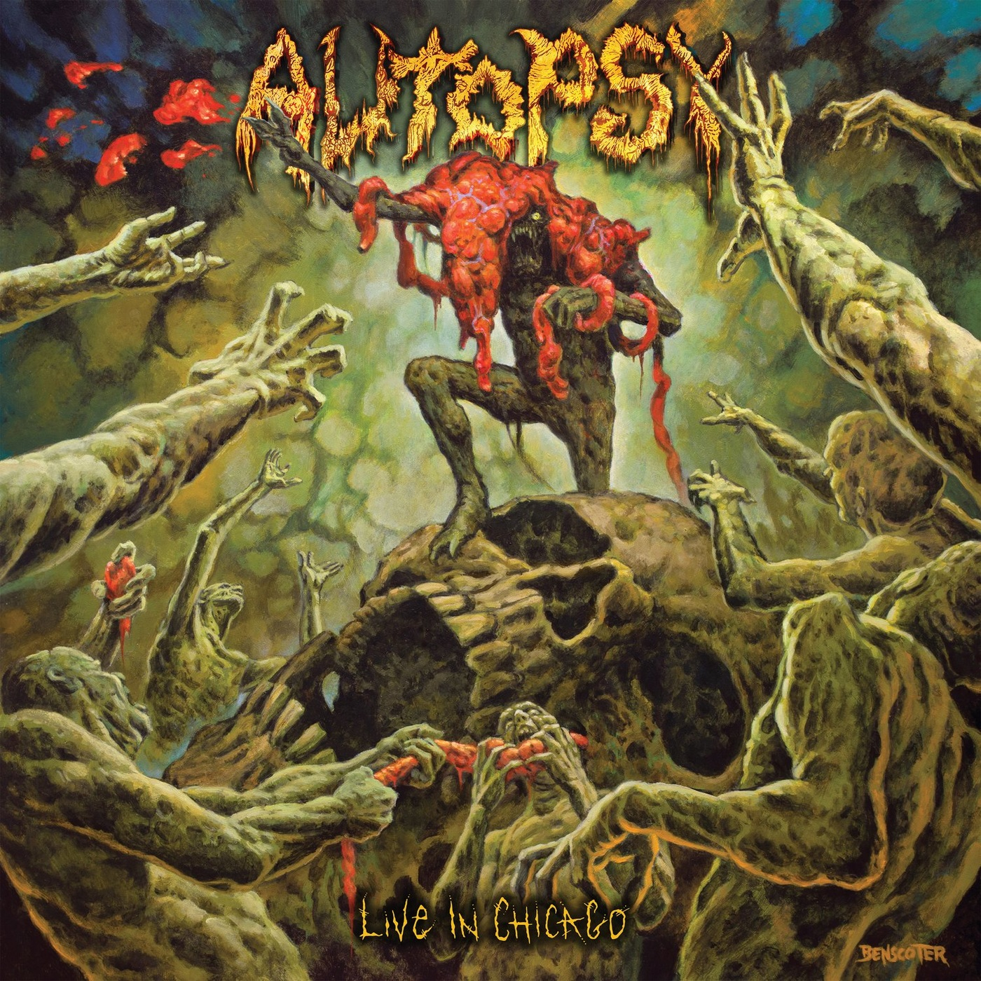 Autopsy - Live In Chicago  - 2020