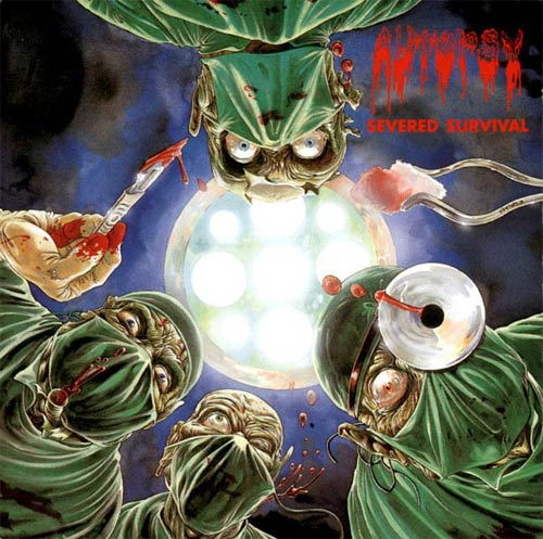 Autopsy - Severed Survival 1989