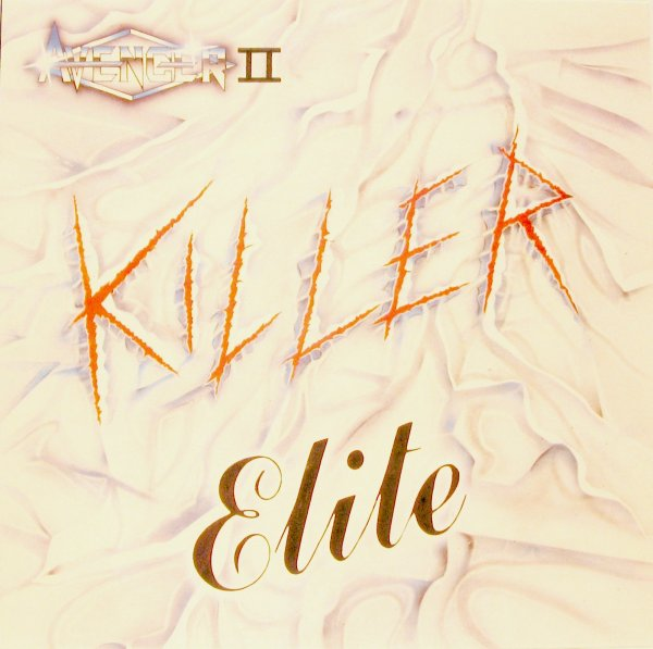 Avenger - Killer Elite - 1985