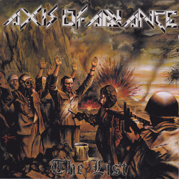 Axis Of Advance - The List 2002