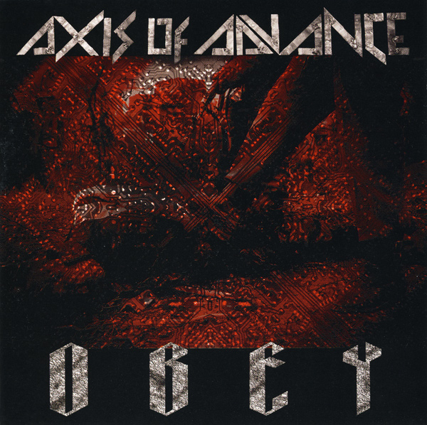 Axis Of Advance - Obey - 2004