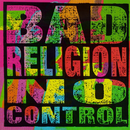 Bad Religion - No Control - 1989