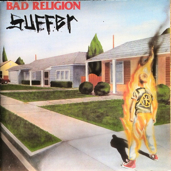 Bad Religion - Suffer - 1988