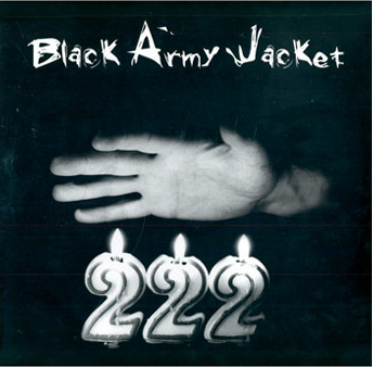 Black Army Jacket - 222 1999