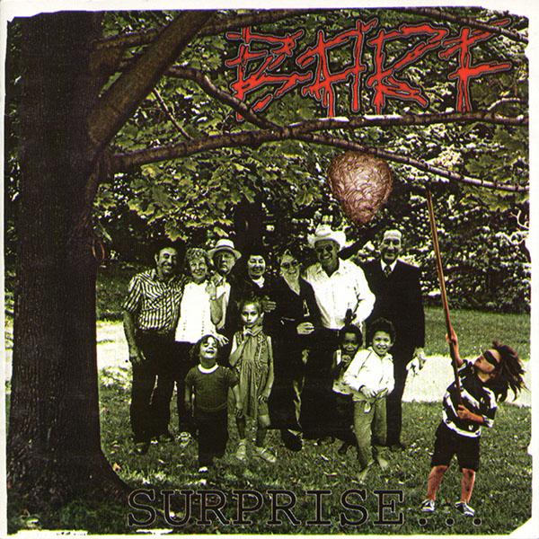 Blasting All Rotten Fuckers - Surprise... 1995