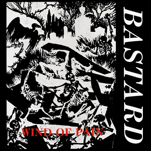 Bastard - Wind Of Pain 1992