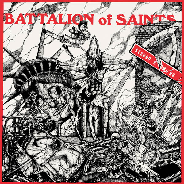 Battalion Of Saints - Second Coming 1984