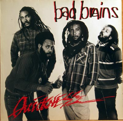 Bad Brains - Quickness 1989