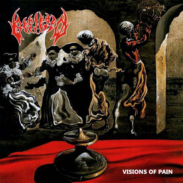 Besieged - Visions Of Pain - 2005