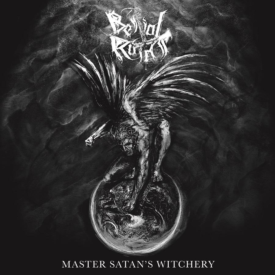 Bestial Raids - Master Satan's Witchery - 2016