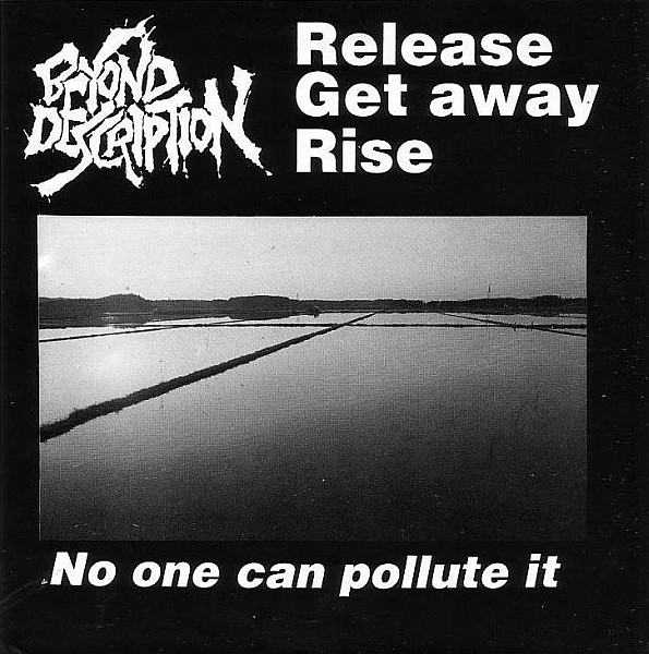 Beyond Description - No One Can Pollute It Split 7'' Boot Down The Door 1996