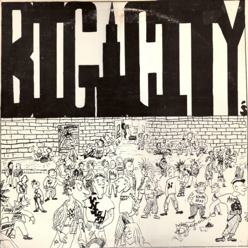 Various - Big City's One Big Crowd - 1985