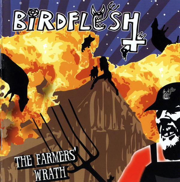 Birdflesh - The Farmers' Wrath - 2008