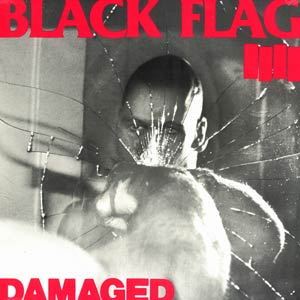 Black Flag - Damaged 1981