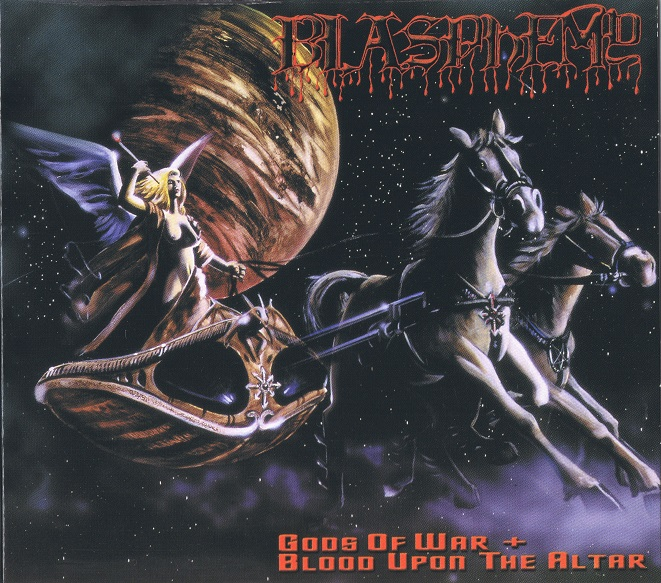Blasphemy - Gods Of War - 1993