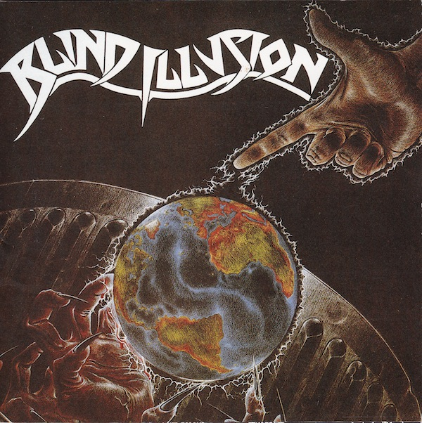 Blind Illusion - The Sane Asylum 1988