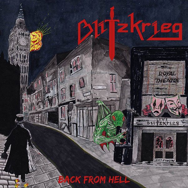 Blitzkrieg - Back From Hell - 2013