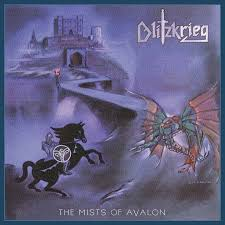Blitzkrieg - The Mists Of Avalon - 1998