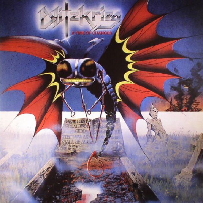 Blitzkrieg - A Time Of Changes - 1985