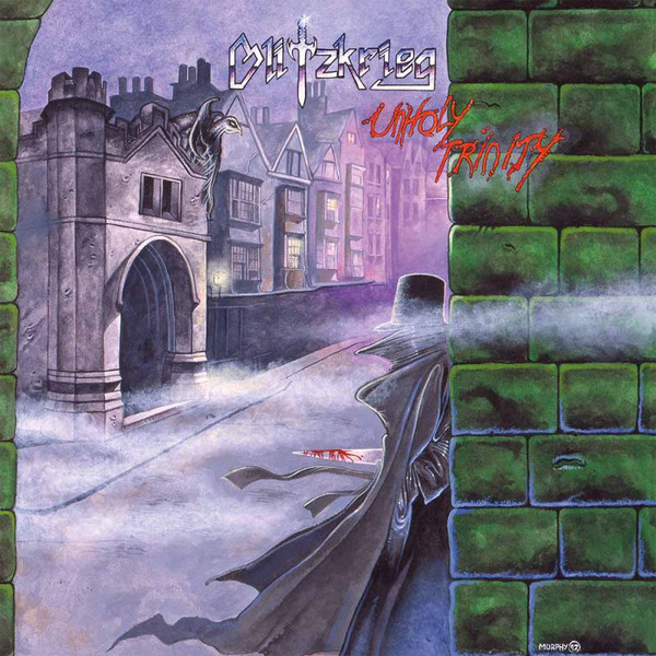 Blitzkrieg - Unholy Trinity - 1995