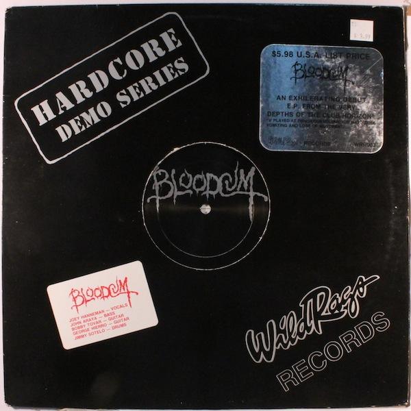Bloodcum - Debut E.P. 1987