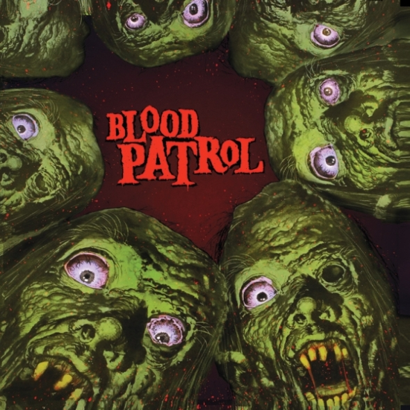 Blood Patrol - From Beyond And Below 2013