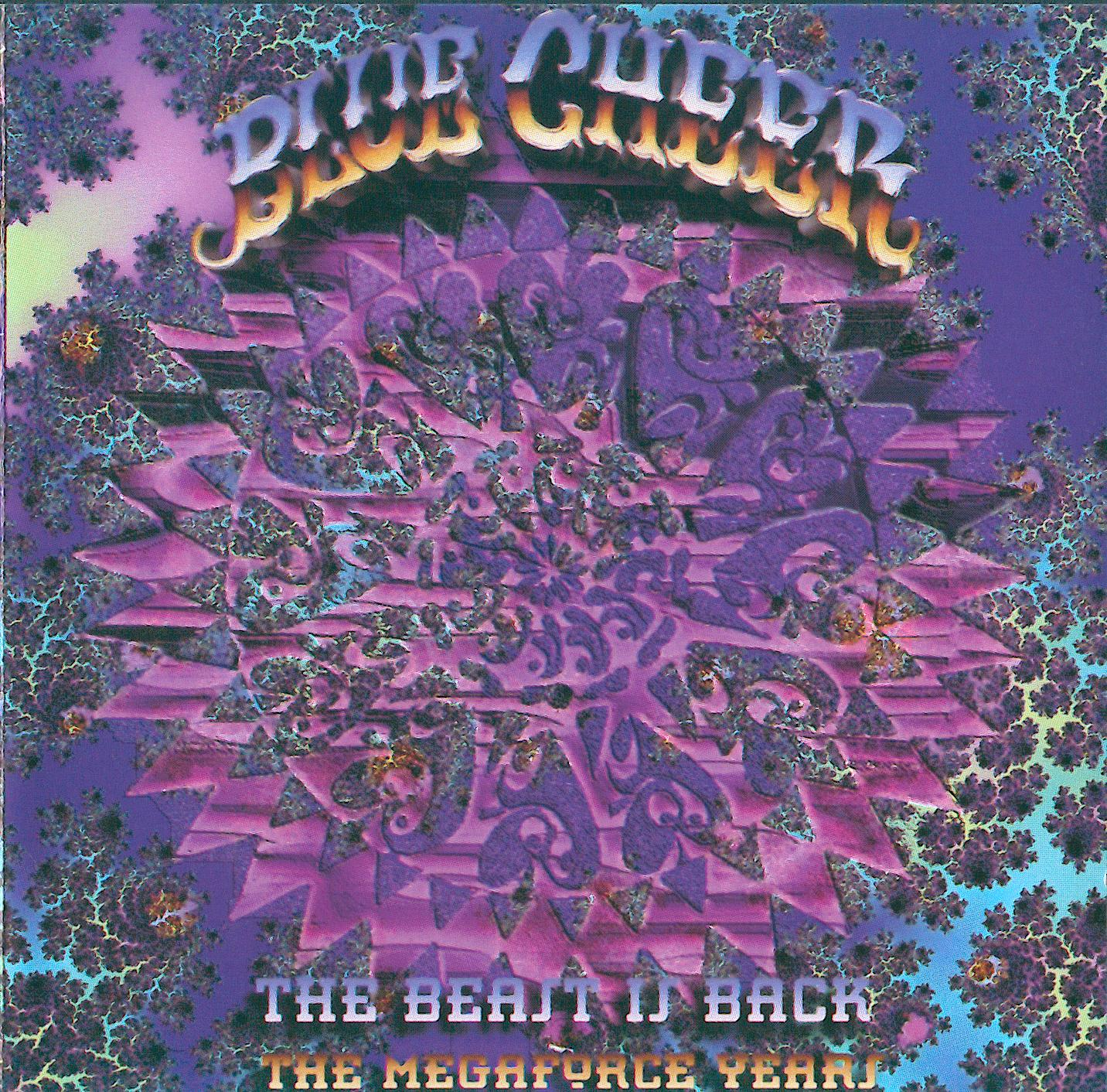Blue Cheer - The Beast Is Back: The Megaforce Years - 1984