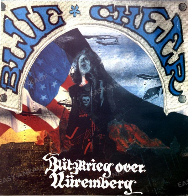 Blue Cheer - Blitzkrieg Over Nüremberg - 1988