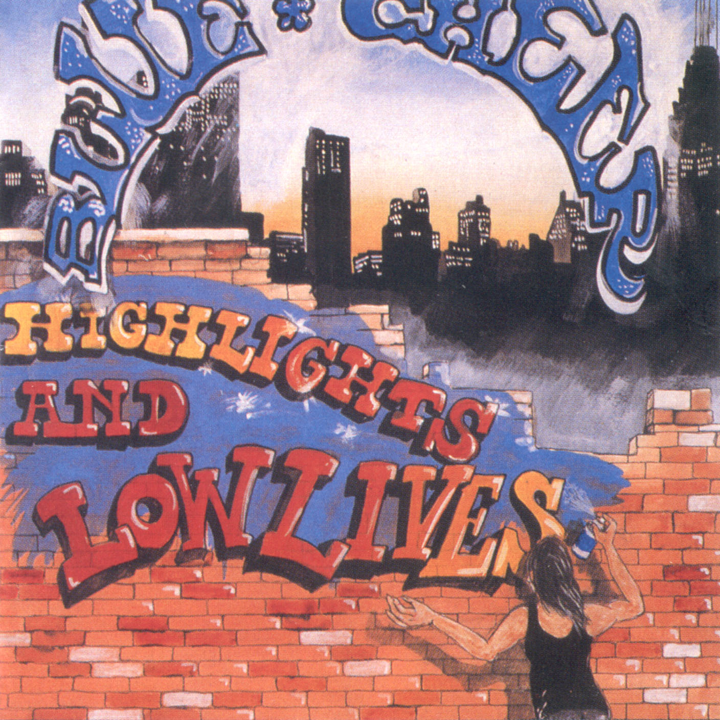 Blue Cheer - Highlights And Lowlives - 1990