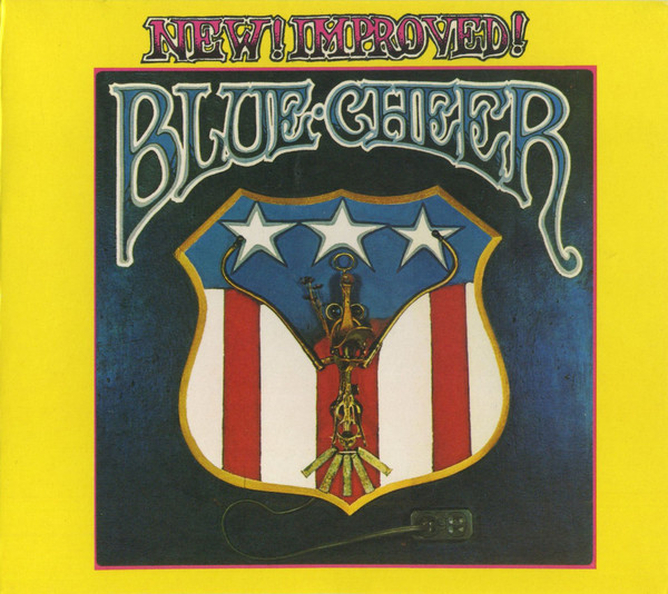 Blue Cheer - New! Improved! - 1969