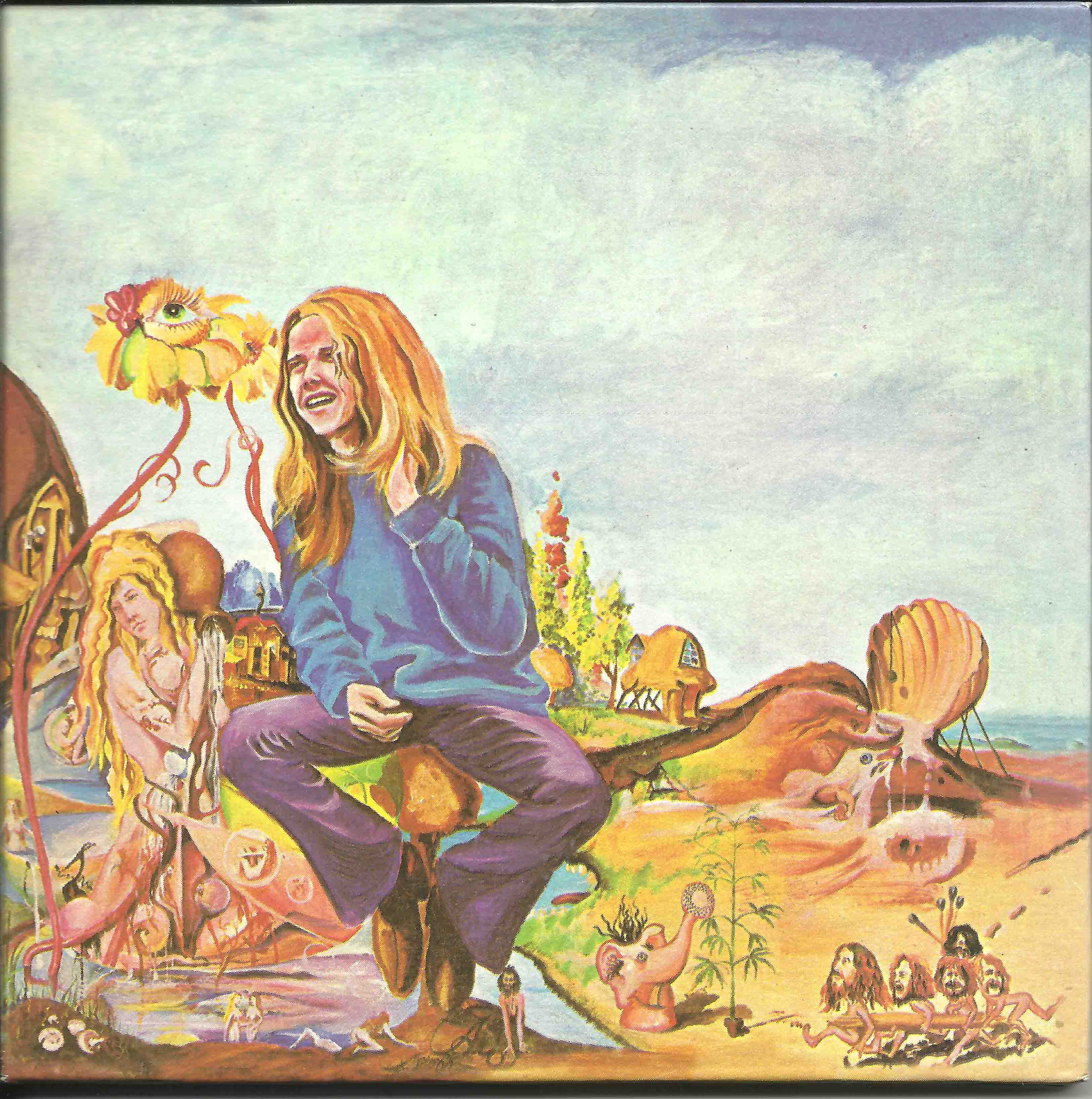 Blue Cheer - Outside Inside - Resissue from 2003
