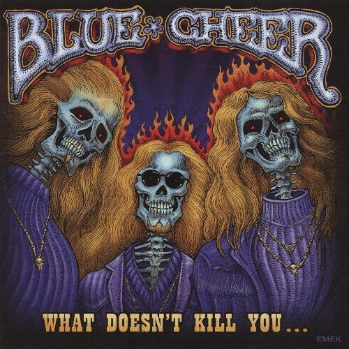 Blue Cheer - What Doesn't Kill You... - 2007