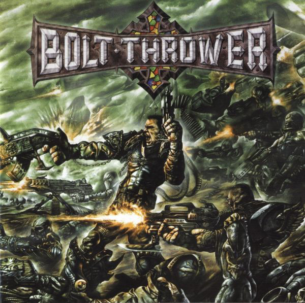 Bolt Thrower - Honour - Valour - Pride - 2001