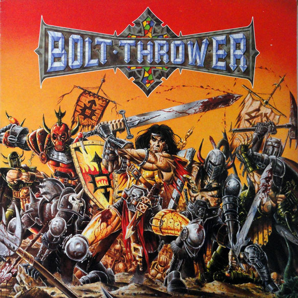 Bolt Thrower - War Master - 1991
