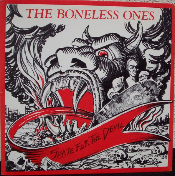 Boneless Ones, The - Skate For The Devil 1986