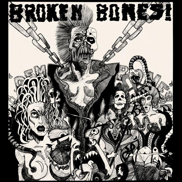 Broken Bones - Dem Bones 1984
