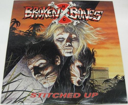 Broken Bones - Stitched Up 1991