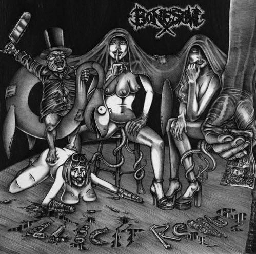 Bonesaw - The Illicit Revue 2013