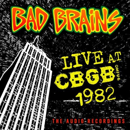 Bad Brains Skull Bad Brains Live at Cbgb 1982
