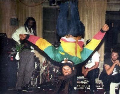 Bad Brains - Live On Dutch T.V. 1989