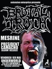 Brutal Truth - Live Montreal 01-05-2009 2009