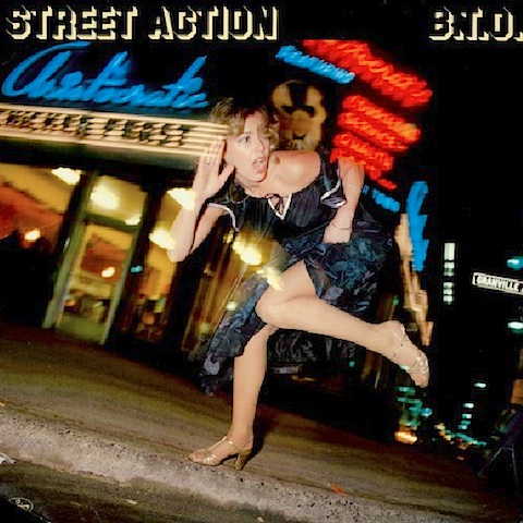 Bachman-Turner Overdrive - Street Action - 1978
